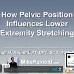 The Influence of Pelvic Position on Lower Extremity Stretching