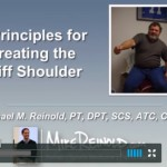 5 Principles of Treating the Stiff Shoulder