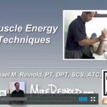 How I Use Muscle Energy Techniques