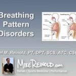 Breathing Pattern Disorders