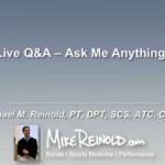 Live Q&A Webinar