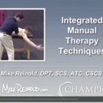 Integrating Manual Therapy Techniques